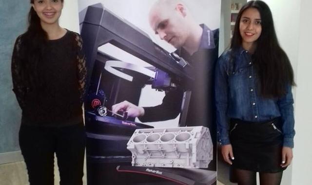 PARTICIPAN MÁS DE 40 ESCUELAS EN CONFERENCIAS DE TECNOLOGÍA EN 3D