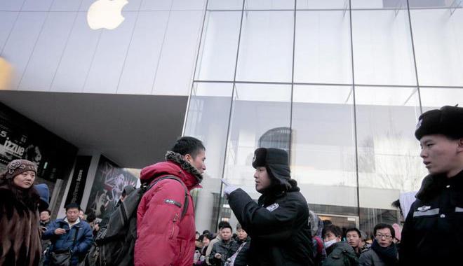 APPLE SIGUE SIN RESOLVER SU PROBLEMA EN CHINA