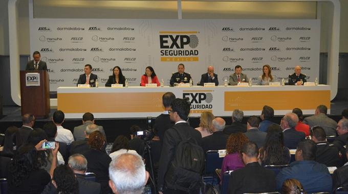EXPO SEGURIDAD MÉXICO 2018