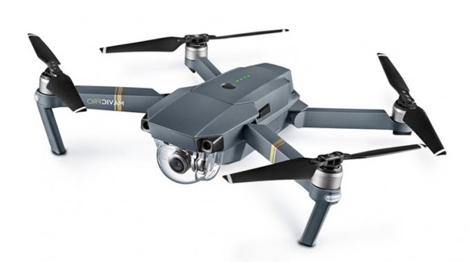 DRONES TECNOLOGÍA DE PUNTA PARA SEGURIDAD AÉREA Y TERRESTRE