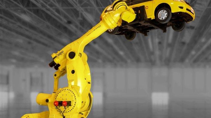 EL USO DE ROBOTS INDUSTRIALES CRECE, PERO SIN UN DESARROLLO NORMATIVO